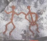 Stone age dancing
